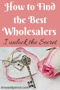 How to Find the Best Wholesalers Picture of Lock and Key