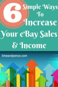 ways to increase your ebay sales