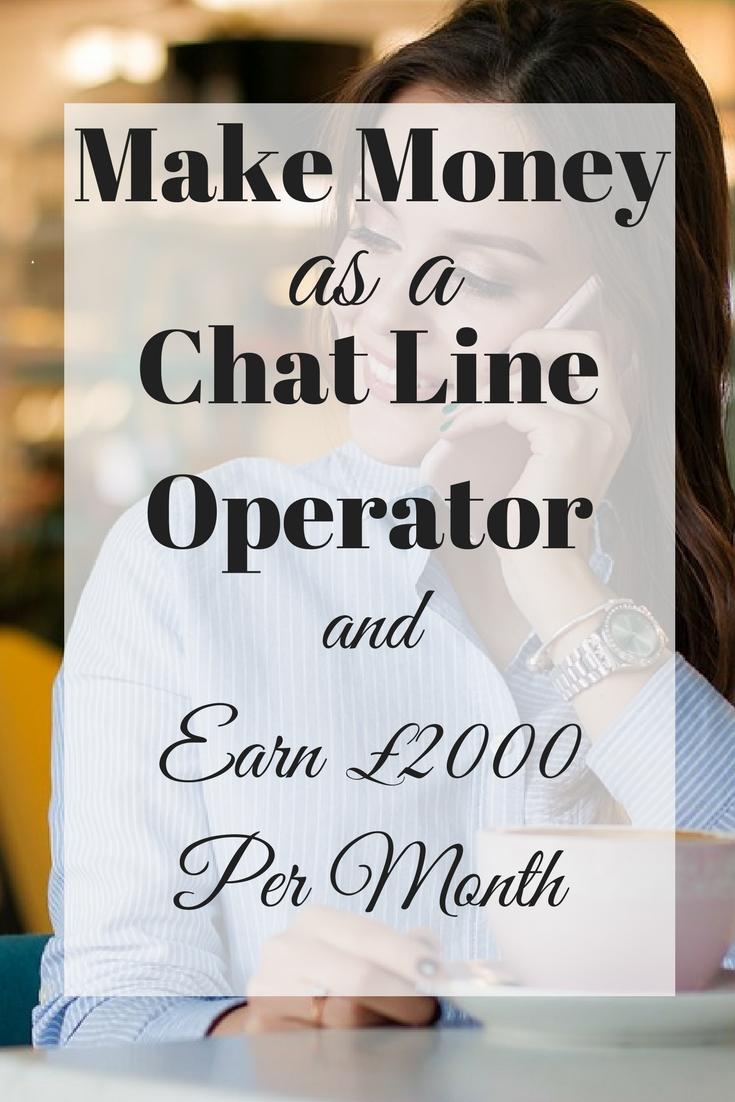 Make money chat room