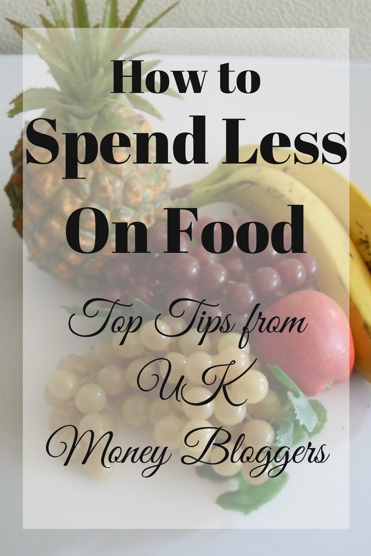 How To Spend Less On Food