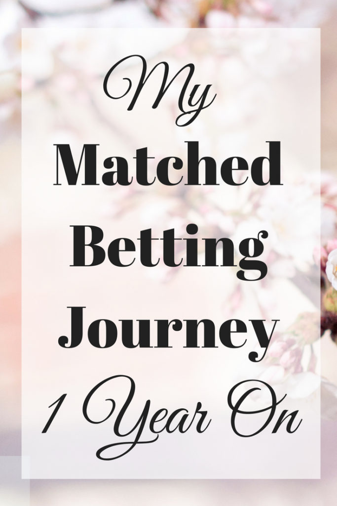 matched betting journey