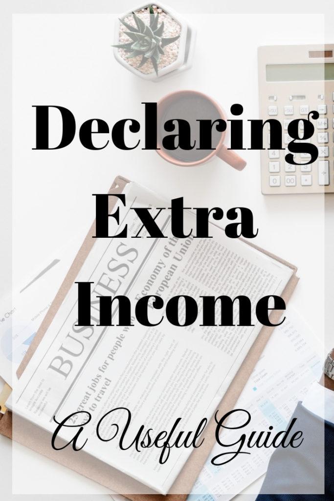 declaring extra